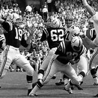 The Colts team of the 1950s established football dominance