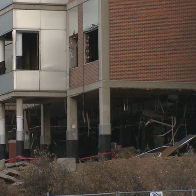 An eight-story building implosion will shut down Colorado
