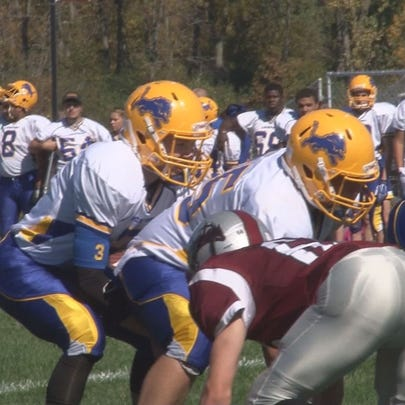 Lockport in action during the 2014 season.