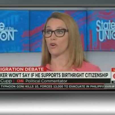 On CNN's State of the Union, conservative pundit S.E.