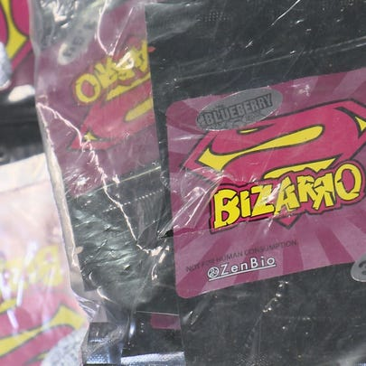 Synthetic drugs seized in D.C.