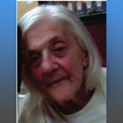 Jeanette B. Kouts, 86, was reported missing from Gibsonton.