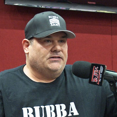 On Tuesday, popular radio personality Bubba the Love