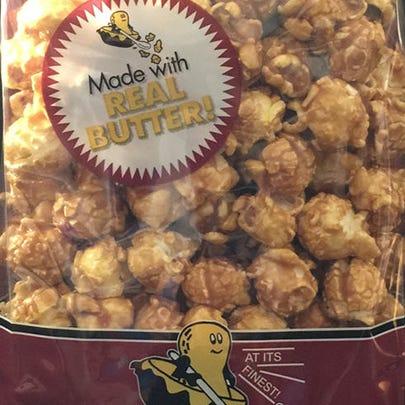 Kellbran caramel popcorn