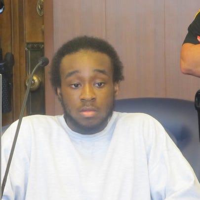 June 30, 2015: Jamall Vaughn receives a life sentence