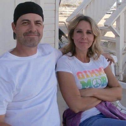 Mike and Tina Careccia.