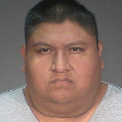 Corwin Moose of Maple Grove is charged with two felony