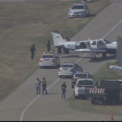 State Senator Kel Seliger crashed a plane into a fence