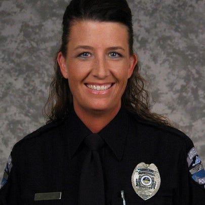 Officer Jennifer Hines, Loveland Police