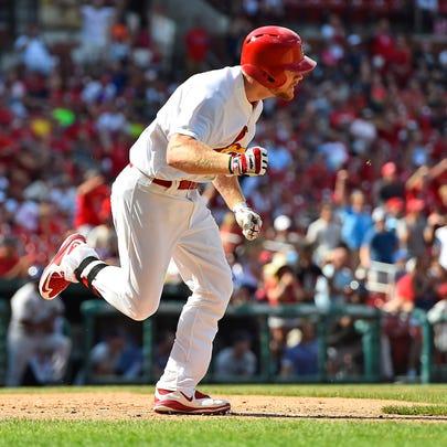 Aug 2, 2015; St. Louis, MO, USA; St. Louis Cardinals