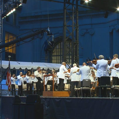 Cleveland Orchestra's Star-Spangled Spectacular