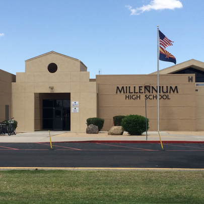 Millennium High School, Goodyear.