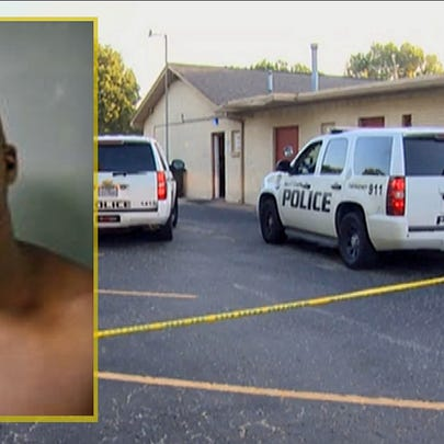 Lee Marvin Blue, suspect shot at Baytown church, is