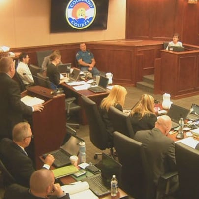 Day 45 of the Aurora theater shooting trial