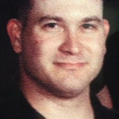 Shane Clifton, 38, was on duty when he suddenly fell