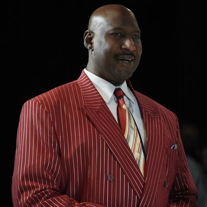 Darryl Dawkins, whose backboard-shattering dunks earned