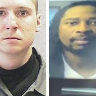 Officer Ray Tensing and Sam DuBose