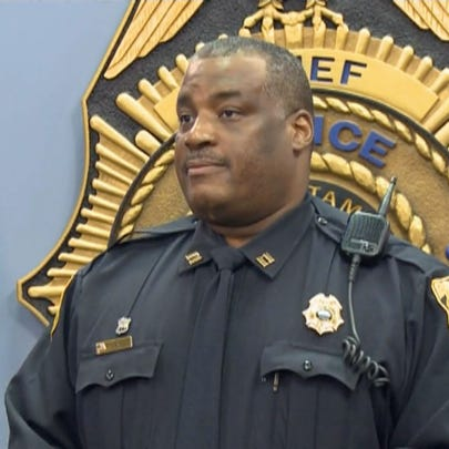 At a news conference Tuesday, Tampa Police Captain