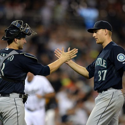 Jun 30, 2015; San Diego, CA, USA; Seattle Mariners