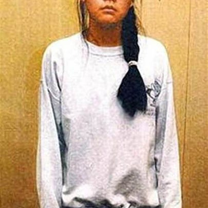 Jennifer Pan after her arrest; Pan eventually received