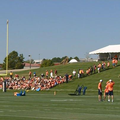 Denver Broncos Training Camp 2015