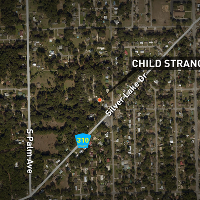 A 4-year-old was found not breathing at his home by