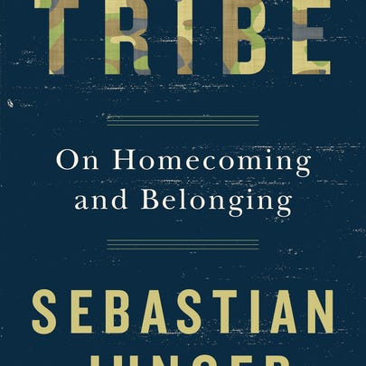 """Tribe: On Homecoming and Belonging"" by Sebastian Junger,"
