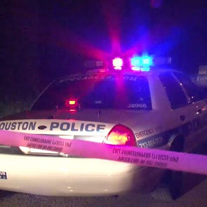 A Houston Police officer was involved in a shooting