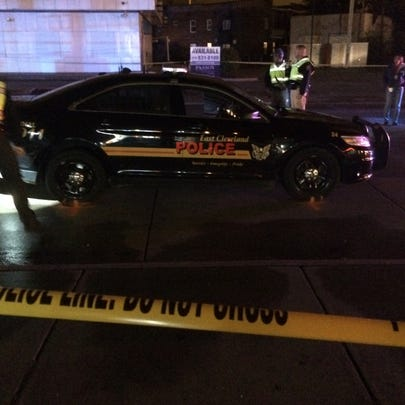 Pedestrian struck and killed by East Cleveland police