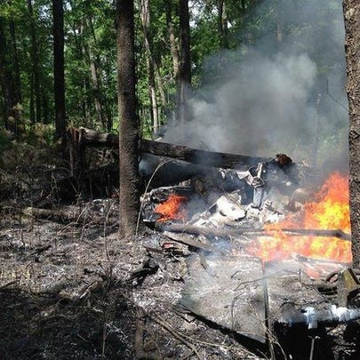 Berkely County plane crash