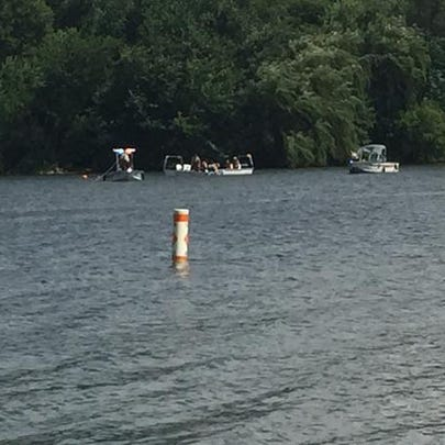 Divers have recovered the body of a man who went missing