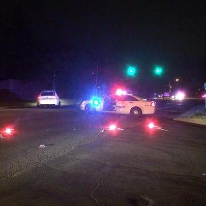 Aurora Police investigate person's death.
