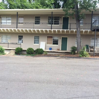 A Macon woman said someone fired shots at her apartment