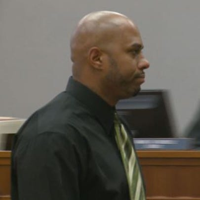 Terrance Roberts appears in court