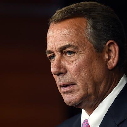 WASHINGTON, DC - JULY 29: House Speaker John Boehner