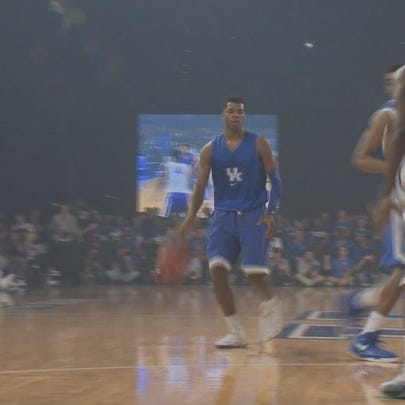 For the first time ever, Big Blue Madness will be broadcast