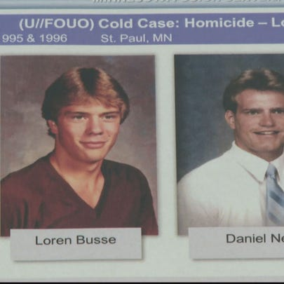 Golden Valley Cold Case