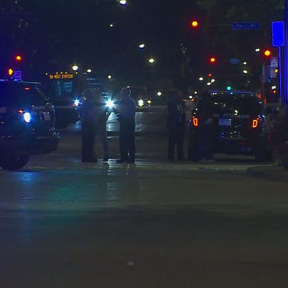 Minneapolis Police investigate a shooting that left