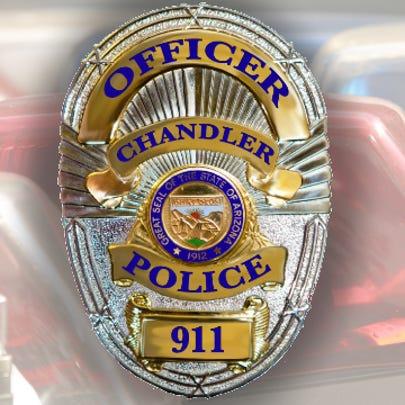 Chandler Police badge