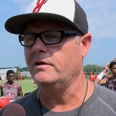 With a year at Jacksonville under his belt Coach Hickingbotham