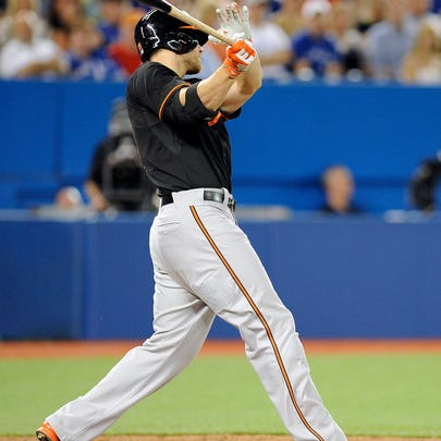 Sep 4, 2015; Toronto, Ontario, CAN; Baltimore Orioles
