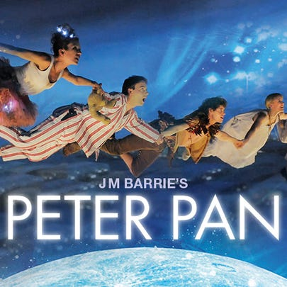 Fly Away with Peter Pan! VIP Experience Sweepstakes