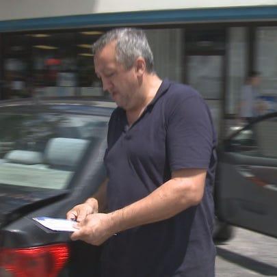 Bay Pizzeria operator Mehmet Çakmak reneged on a promise