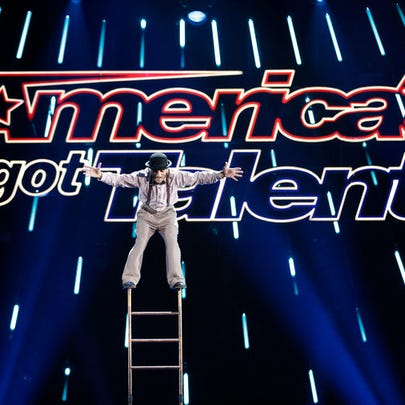 AMERICA'S GOT TALENT -- Episode 1009 -- Pictured: Uzeyer