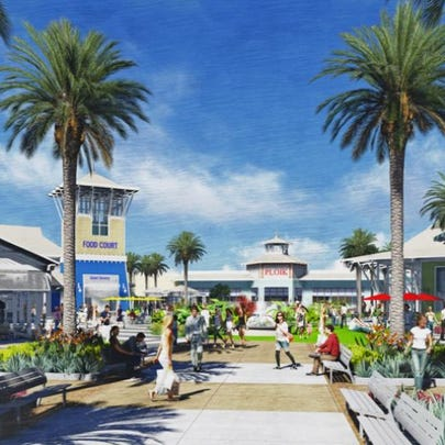 Tampa Premium Outlets will have 100 stores at the junction