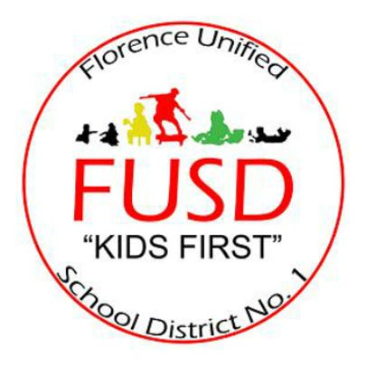 Florence Unified School District logo
