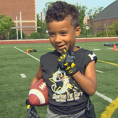 Dash is the son of former New Orleans Saints Super