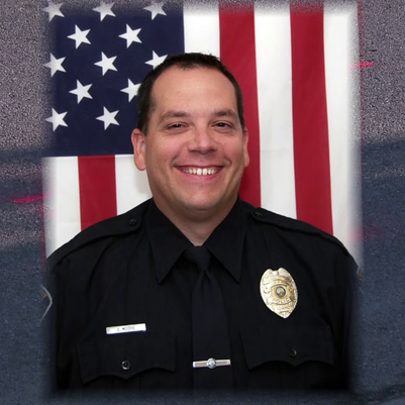 Sgt. Greg Moore of the Coeur d'Alene Police Department