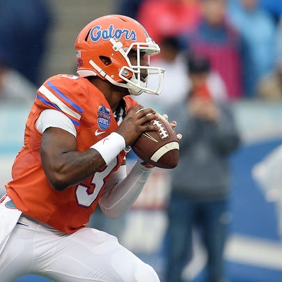 Florida has named sophomore Treon Harris its starting