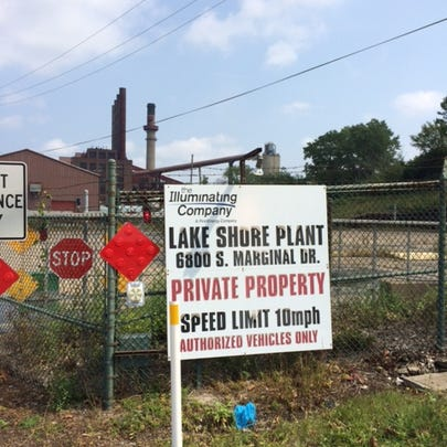 Lake Shore power plant set to be demolished.